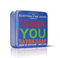 Soap in a Tin 100g - Thank You, Good Luck, Happy Birthday & Love You Tins
